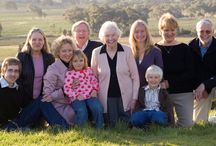 Schrapel family, then and now / The people behind the Bethany Wines brand, since 1852