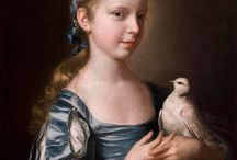 18th century pets and owners