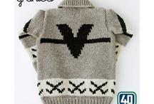NHL Knitwear / by Allyson Dykhuizen