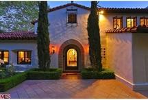 Spanish Style / Spanish Homes- Wallace Neff, Doelger, etc