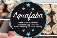Aquafaba Recipes