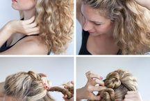 Cabelos / Penteados, tintura, cabelos bonitos. Ç_Ç