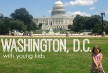 Travel: DC and around