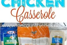 Food: Casserole