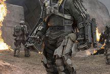 Robot suit / Exoskeleton