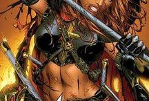 Maria Magdalena Comics