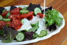Cooking/Salad Recipes / by Malinda Gregory