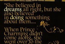 Some a Day My Prince Will Come...