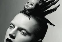 arty headpieces