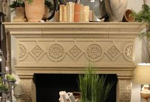 Fireplaces & Mantels... / A Home should have a Fire.