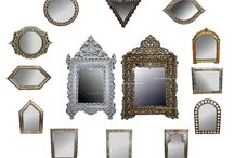 Moroccan Decorative Mirrors / Badia Design Inc. has the largest supply of Moroccan Mirrors which include Mother of Pearl, Camel Bone, Embossed Metal; Round, Rectangular and Oval shaped. Browse our pictures and I'm sure you will see some that you really like.