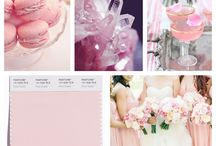 Wedding Color Inspirations
