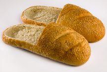 El pan nuestro de cada día / Pan y masas