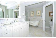 Breathtaking Bathrooms / Bathroom & home decor, bathroom inspiration, bathroom storage.