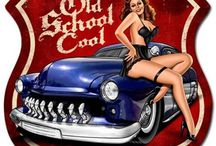 Cars Bikes and Chicas / Cars Chicks Bikes
