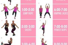Cardio Exercises No Running