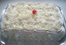 glacê de bolo