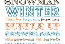 Winter/Arctic Theme / by Sue Robertson Quinton