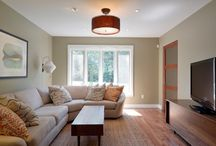 family room / by Stevey Taylor