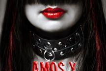 Amos y Mazmorras / by Marie K. Matthew