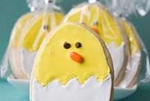 Easter Crafts & Goodies! / by Judy Eley Linn