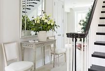 GRAND ENTRANCE / The mouth into a home, gives the visitor a taste of what's to come