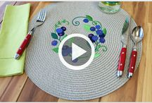 Embroidery and Applique Designs