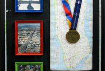 Collectible and Sports Framing / Everyone has a passion and hobbies. Make them a part of your home décor for a look that is uniquely yours.