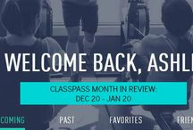 ClassPass Reviews / All my ClassPass Reviews in one board for your references!