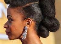 Natural Hair Inspiration / Natural Hair Styles