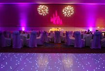 Princess Wedding Reception