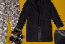 """Hosen Wool-Look / Die Wollhose bzw. die Hosen im Wool-Look ist zurück: Im Herbst 2016 ist der Klassiker der Damenmode in neuen Interpretationen omnipräsent. Das Modell SEDUCTIVE """"Liz"""" in 7/8-Länge mit Hahentrittmuster lässt sich wunderbar zu anliegendem Rolli und Wollmantel kombinieren. Dazu funktionieren maskulin angehauchte Brogues, Loafer oder Slipper."""