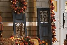 Fall Deco / by Kathleen Markell