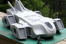 science fiction models