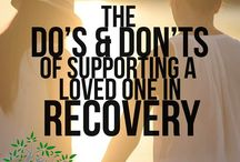 Helping a loved one recover from addiction