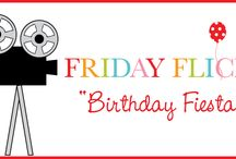 """D & P Celebrations """"Friday Flick"""" Movie Channel"""