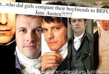 Jane Austen / by Pam J
