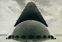 Etienne-Louis Boulée / Architecture