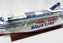 Silja Line laivat