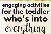 Childhood development (toddler)