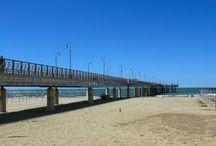 Marina di Pietrasanta beach / Our Beautiful Sea...
