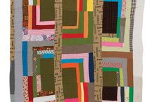 The Quilts of Gee's Bend and Inspired by ... / by Red Pepper Quilts