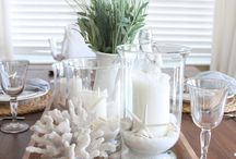 Dining staging