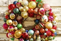 Christmas Wreath,  Trees and decorations