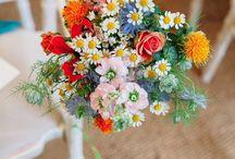Flowers for Tara's Wedding