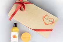 Prezenty - gift ideas / W naszym sklepie znajdziecie różnego rodzaju zestawy kosmetyków naturalnych <3 Zrób prezent bliskiej osobie albo samej sobie ;)