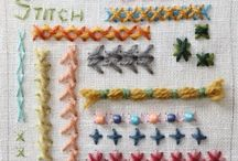 Cross stitch / by Louise Mordhorst-Takacs