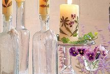 Dried flowers / Dried flowers / by Peggy Alexander