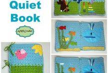 crochet/sew montessori toys