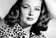 vintage glamour / hollywood's glamour stars / by Floren John